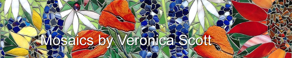 Mosaics by Veronica Scott